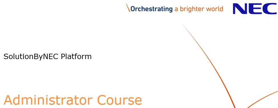 Course Image NEC-CCS: Administrator Course
